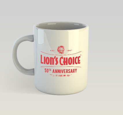 Lion's Choice Coffee Mug