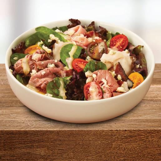 Butcher Block Cobb Salad
