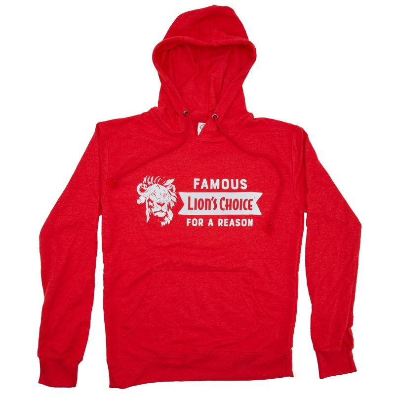LIons Choice hoodie